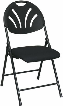 Plastic Fan Back Folding Chairs [FC8100NP] -1