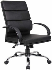 Boss Aaria Segmented High Back Executive Chair [B9401] -1