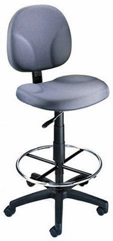 Boss Contoured Drafting Chair [B1690] -1