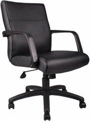 Boss Executive Leather Office Chair [B686] -1