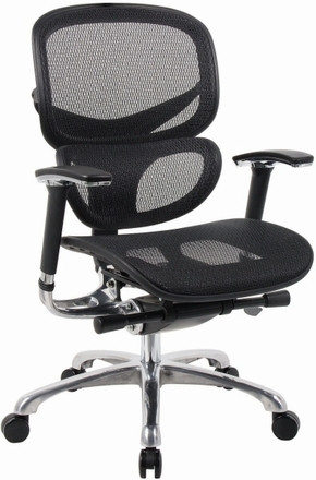 Boss High Back Ergonomic Mesh Chair [B6888] -1
