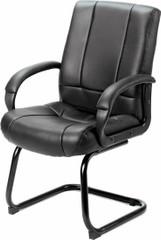 Boss Vinyl Guest Chair [B7909] -1