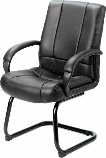 Boss Vinyl Guest Chair [B7909]  1