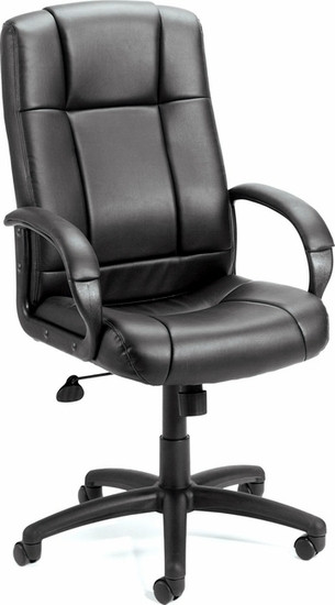 Attrayant Boss Vinyl Office Chair [B7901]  1