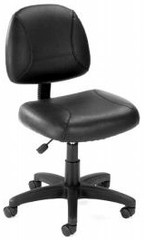 Boss LeatherPlus Task Chair [B305] -1