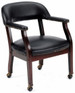 Boss Traditional Office Guest Chair [B9540] -1
