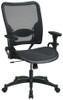 Breathable Air Grid Mesh Office Chair [6216] -1