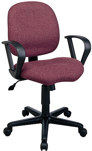 Contoured Contemporary Task Chair [SC59] -1
