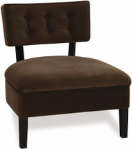 Curves Contemporary Accent Chair [CVS263] -1