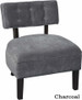 Curves Contemporary Accent Chair [CVS263] -2
