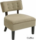 Curves Contemporary Accent Chair [CVS263] -3