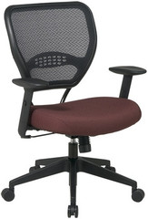 Custom Color Mesh Back Office Chair [55-7N17] -1