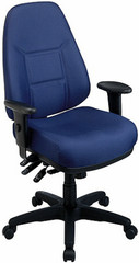 Ergonomic High Back Adjustable Office Chair [2907] -1