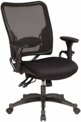 Ergonomic Mesh Back Office Chair [6806] -1