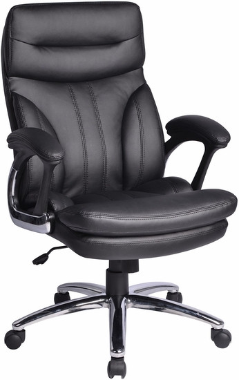 High Back Executive Faux Leather Chair [FL2604C] -1