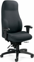 Executive High Back Heavy Duty Office Chair [2438-18] -1