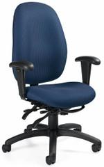 Global Malaga® Ergonomic Task Chair [3140-3] -1
