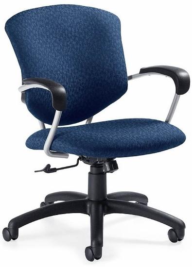 Global Supra High Back Task Chair [5330 4 UB]  1