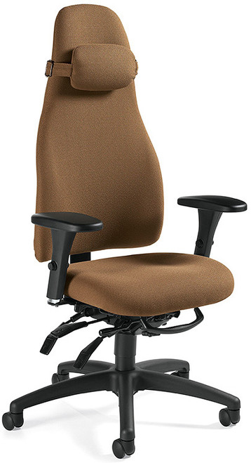 Global OBUSForme® Ultimate Ergonomic Office Chair [4430] -1