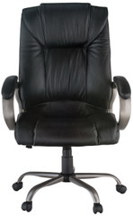 Harwick Leather Big and Tall Office Chair [8229] -2