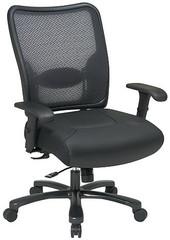 office star heavy duty mesh back office chair 7547a773 1