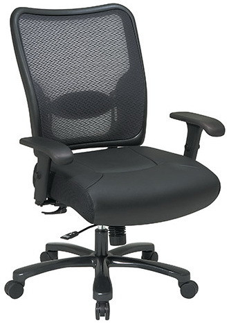 Office Star Heavy Duty Mesh Back Office Chair [75-47A773] -1
