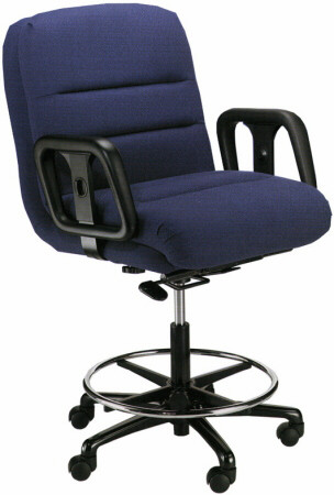 ERA Hercules Heavy Duty Drafting Chair [2500DS] -1
