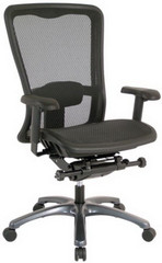 ProGrid High Back Mesh Managers Chair [93720] -1