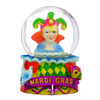 New Orleans Snow Globes and Mardi Gras Hat
