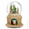 Rotating NYC Skyline Snow Globes