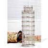 Leaning Tower of Pisa Steel Wire Model Replicas