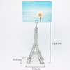 Eiffel Tower Metal Photo and Memo Clip
