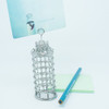 Leaning Tower of Pisa Metal Photo and Memo Clip