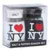 I Love NY Salt and Pepper Shakers Set