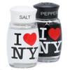 I Love NY Salt and Pepper Shaker Set