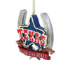Texas Christmas Ornament, The Lone Star State