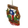Texas Christmas Ornament, Merry Christmas Y'All