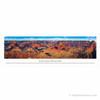 Panoramic Grand Canyon Poster