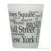 New York City Shot Glass Souvenir