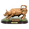 Wall Street Bull Statues