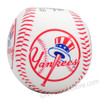 NY Yankees Plush Baseball