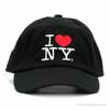 I Love NY Cap - Black