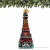 Eiffel Tower at Sunrise Ornament - Glass