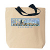 Chicago Photo Canvas Tote Bag