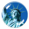 Statue of Liberty Crystal Paperweight