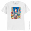 Times Square Art Scene T-Shirts and Sweatshirts from Pat Palermino