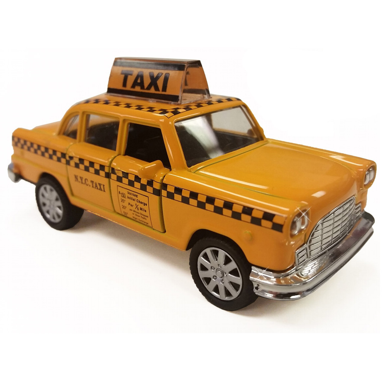 Toy Car Holder Truck : Diecast nyc taxi car souvenir toy place card holder