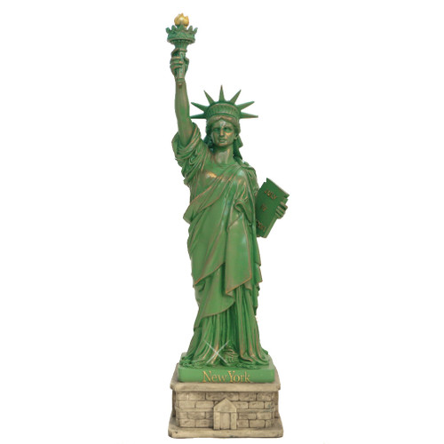 21 Inch Statue of Liberty Statue
