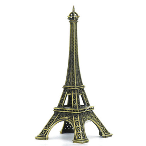 5.25 Inch Eiffel Tower Statues