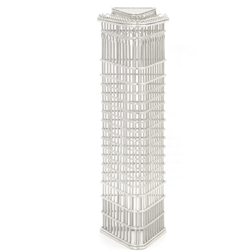 Flatiron Building Wire Models